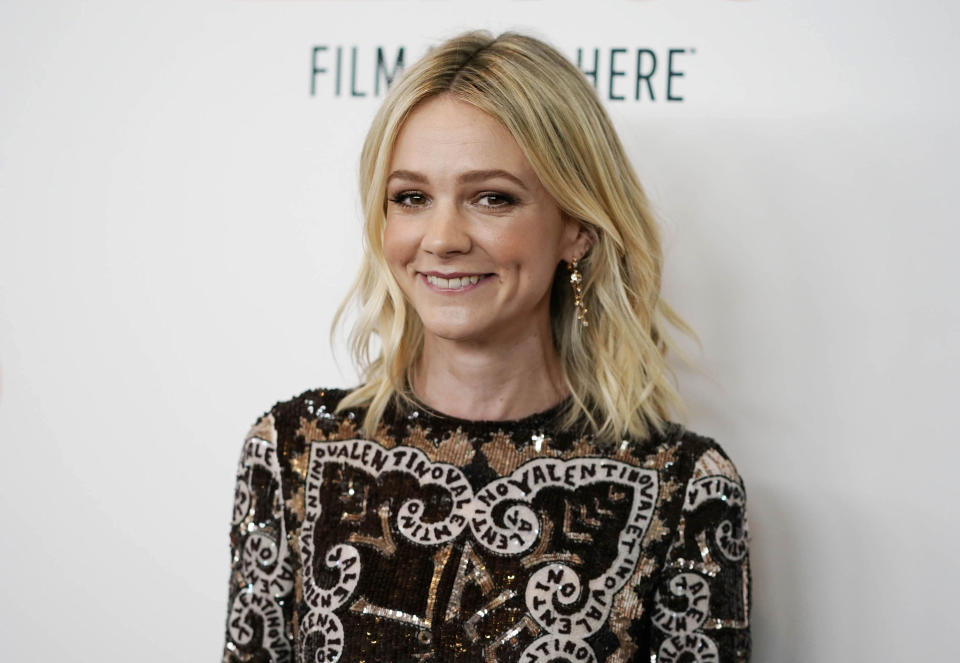 Nominees for the 93rd Annual Academy Awards (Oscars) - ceremony to be held Sunday, April 25th 2021 - Carey Mulligan nominated for Best Actress In A Leading Role for