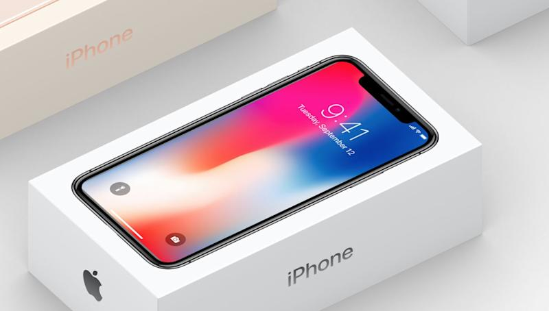 Our First Official Look At The Iphone X Packaging Is Hidden