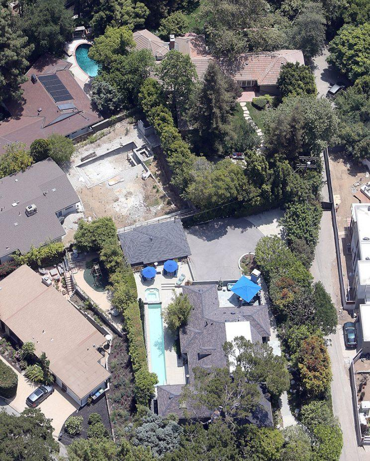 Minnie Driver's fight with her neighbor
