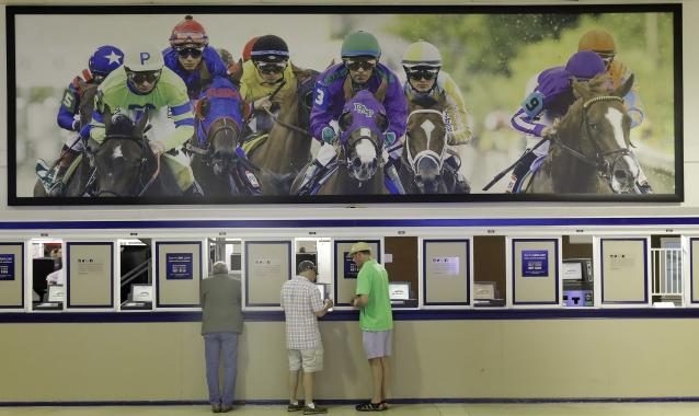 Delaware will open its betting on June 5. (AP Photo/Patrick Semansky, File)