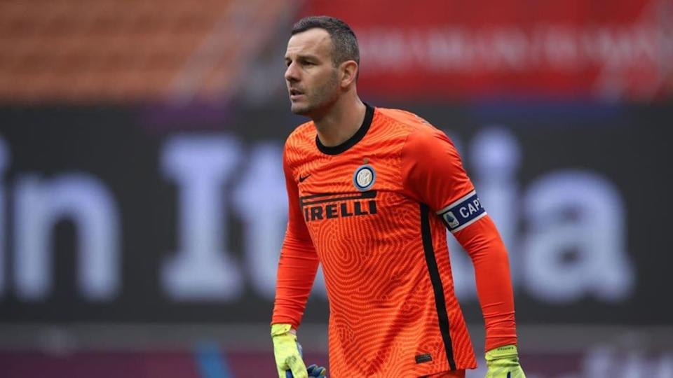 Samir Handanovic | Jonathan Moscrop/Getty Images