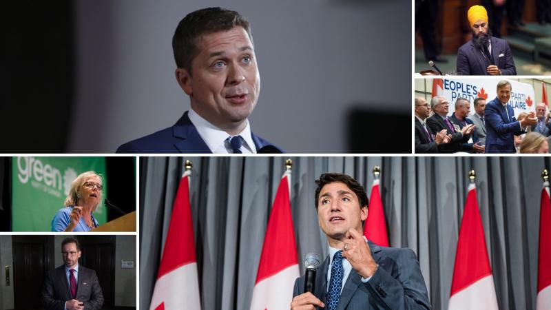 Canada votes: What is the main issue leading into election day?