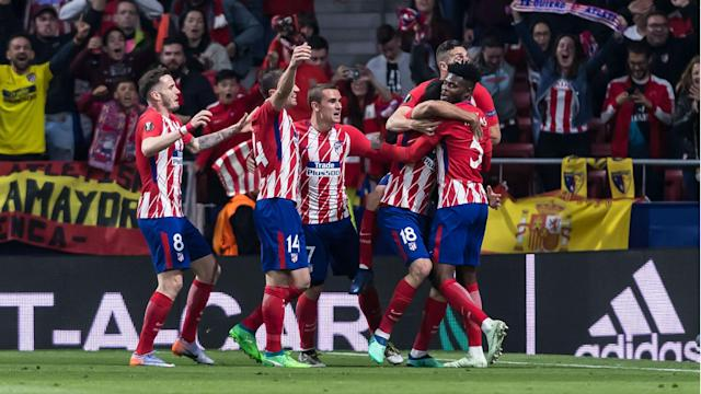 We look back at Atletico Madrid's path to the Europa League final against Marseille in Lyon.
