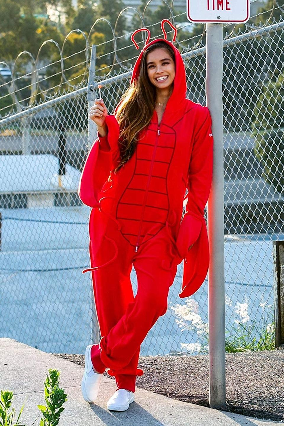 <p>Be somebody's lobster with this <span>Tipsy Elves Lobster Costume</span> ($60, originally $80).</p>