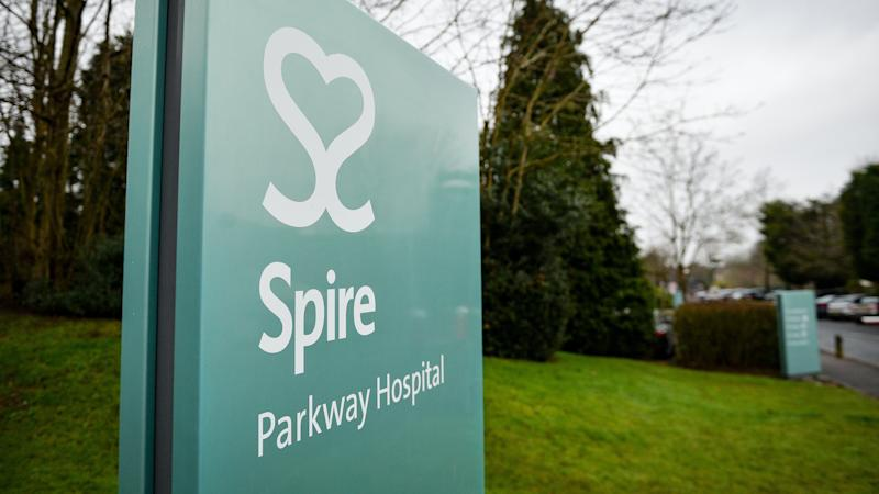 Hospital owner Spire expects loss amid Covid-19 pandemic