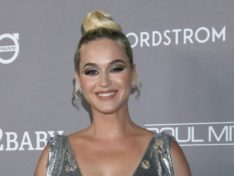 Katy Perry's mother was 'touched' by namecheck on new album