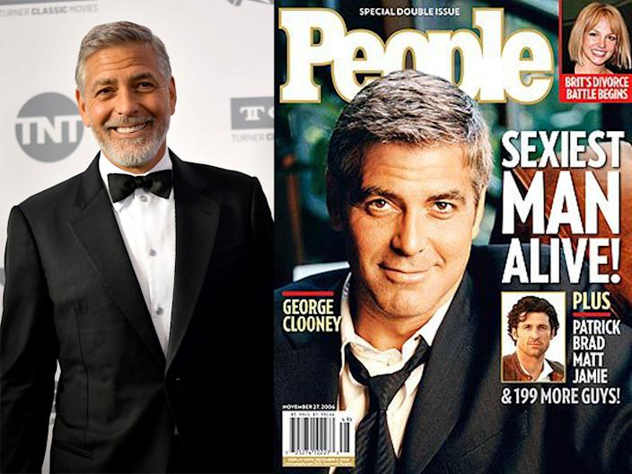 george clooney people sexiest man 2