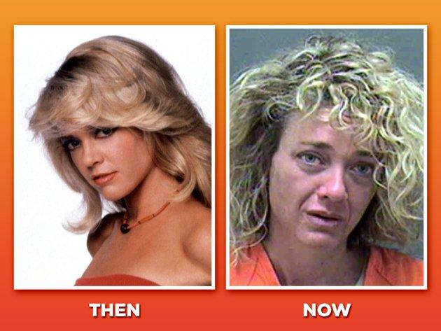 "The tale of the young actress who played Eric's promiscuous older sister, Laurie, is a sad one: Lisa Robin Kelly was reportedly fired from the show after three seasons due to drug and alcohol abuse. She only has one post-""'70s Show"" credit, a 2005 short called ""The Food Chain: A Hollywood Scarytale."" The real scary tale, though, occurred in 2010, when Kelly got busted for DUI, leading to this unfortunate mug shot. On behalf of Kelso and Fez, get better soon, Laurie."