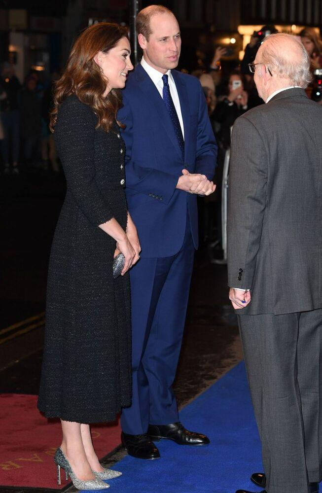 Kate Middleton and Prince William | Tim Rooke/Shutterstock