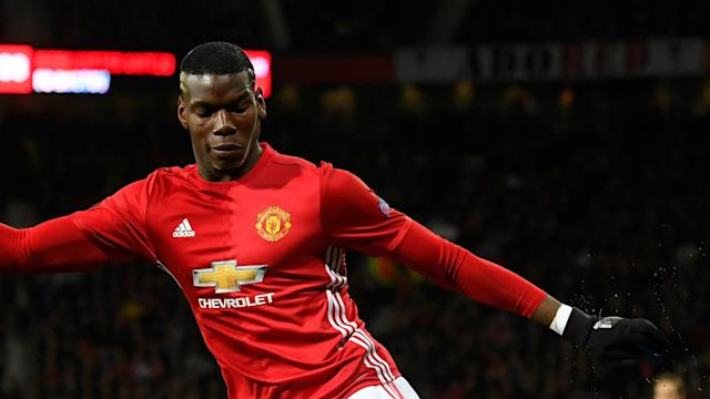 Manchester United could be set for a spell without France international Paul Pogba after he suffered an injury against Rostov.