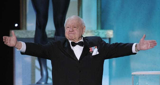 Film Legend Mickey Rooney Passes Away at 93
