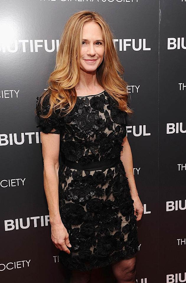 """March 20: Holly Hunter turns 53 Jamie McCarthy/<a href=""""http://www.wireimage.com"""" target=""""new"""">WireImage.com</a> - December 1, 2010"""