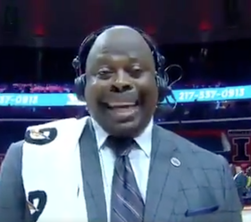 Patrick Ewing's NSFW interview slip was the most entertaining part of Georgetown's win