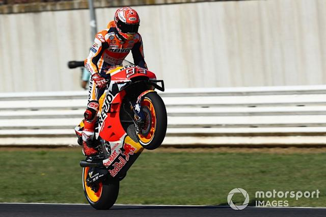 "Marc Marquez, Repsol Honda Team <span class=""copyright"">Gold and Goose / Motorsport Images</span>"