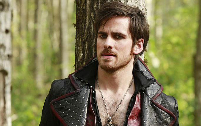 Once Upon A Time S Captain Hook Is Adorably Preppy In Real Life