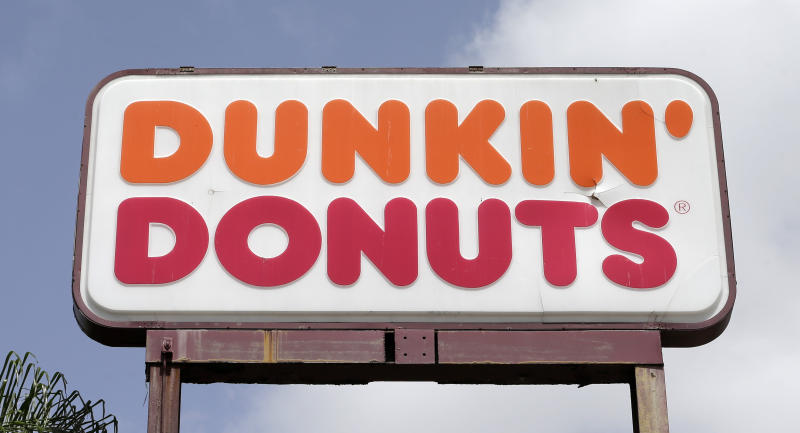 Dunkin' without the 'Donuts': New store tests shorter name