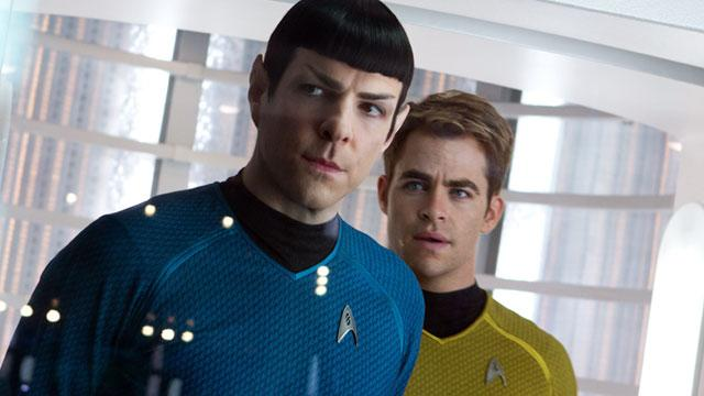 Movie Review: 'Star Trek Into Darkness' Doesn't Feel Like 'Star Trek'
