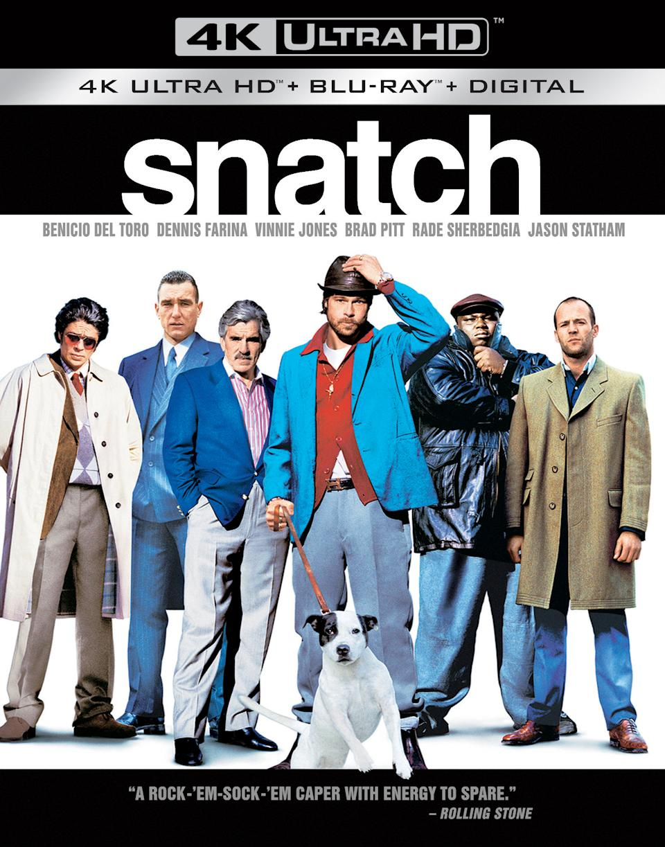 """""""Snatch"""" (Photo: Sony Pictures Home Entertainment)"""