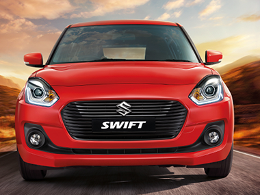 Auto Expo 2018: Maruti Suzuki launches all-new Swift with price tags starting from Rs 4.99 lakh