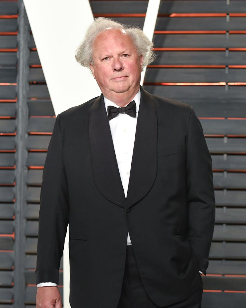 Vanity Fair editor Graydon Carter steps down after 25 years