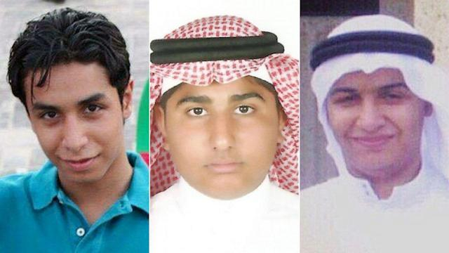 They were convicted of minor crimes as teens and now face beheading and 'crucifixion' in Saudi Arabia (ABC News)