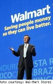 Wal-Mart winning over Chicago