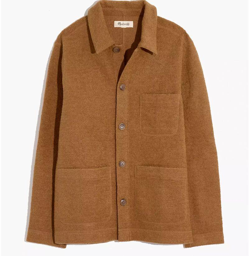 "<p><strong>Madewell</strong></p><p>madewell.com</p><p><strong>$185.00</strong></p><p><a href=""https://go.redirectingat.com?id=74968X1596630&url=https%3A%2F%2Fwww.madewell.com%2Fboiled-wool-chore-jacket-MA961.html&sref=https%3A%2F%2Fwww.esquire.com%2Fstyle%2Fmens-fashion%2Fg34753211%2Fblack-friday-cyber-monday-mens-clothing-deals-2020%2F"" rel=""nofollow noopener"" target=""_blank"" data-ylk=""slk:Shop Now"" class=""link rapid-noclick-resp"">Shop Now</a></p>"
