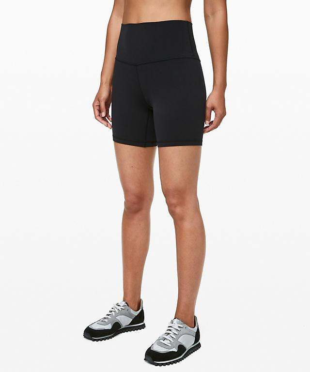 Ultra High Rise Activewear Bike Shorts