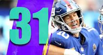 <p>We all know why Pat Shurmur won't consider benching Eli Manning. We all saw what happened the last time someone tried that. (Eli Manning) </p>