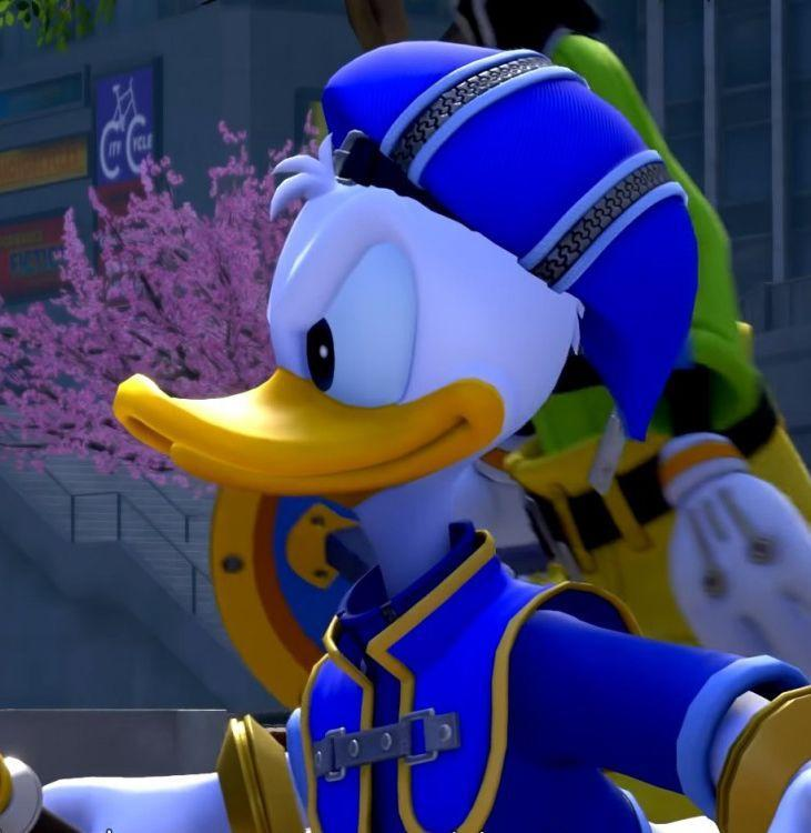 """<p>Oh, here we go. I bet your hands are on fire. """"Donald's not a video game character."""" """"Donald won't heal me."""" """"Donald won't shut up about damn ingredients."""" Get out of here, Donald is a hero and a brilliant wizard. In <em>Kingdom Hearts 3</em> he saved my ass multiple times, and his ingredient-finding skills were imperative to my success. Plus, Donald is apparently stronger than gods; a spell called ZettaFlare makes him more powerful than the strongest spellcaster in <em>Final Fantasy,</em> Bahamut, who is only known to cast up to Exaflare. That's right, folks: Donald Duck, destroyer of gods. <em>—C.S.</em></p>"""