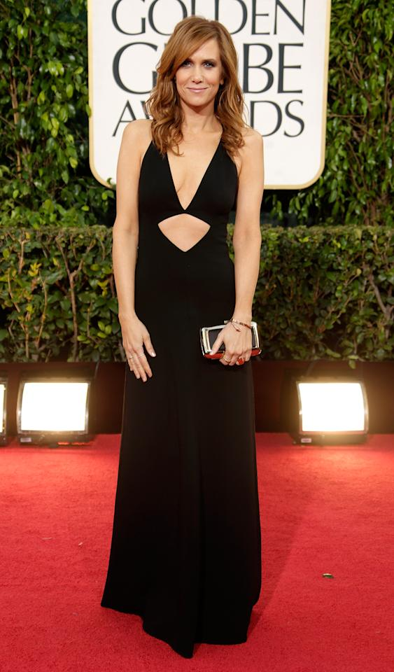 """It's hard to believe, but on August 22, 2013, the funny and fabulous Kristen Wiig turned the big 4-0! """"When I turned 30, I couldn't believe my 20s were over,"""" Kristen told """"Access Hollywood"""" of what she wishes she could have told herself at age 30. """"But my 30s were by far my favorite! You kind of think like, 'Oh my gosh, I'm 30. My 20s were the best!'"""" she continued. """"But 20s are kind of hard. 30s are the best."""""""