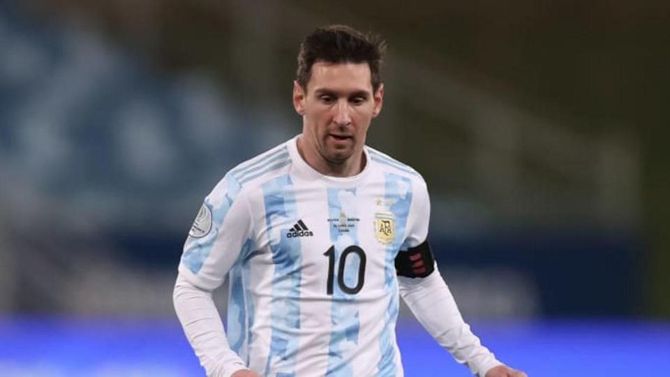 Leo Messi, Argentina   Buda Mendes/Getty Images