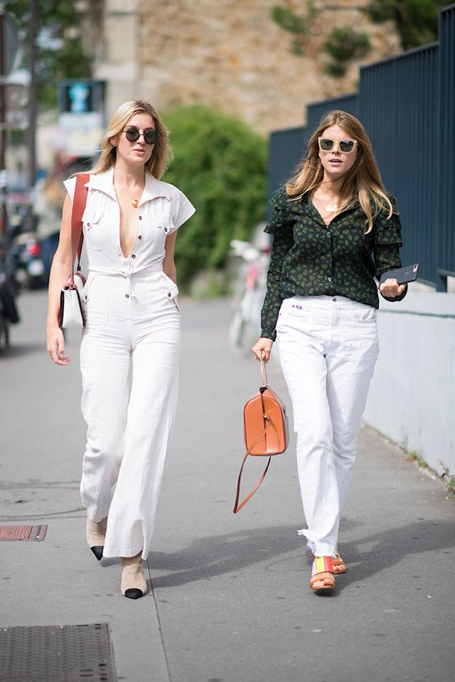 The Most Flattering White Denim For Your Body Type