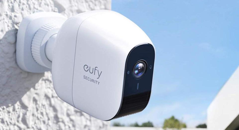 With eufy, you can have peace of mind wherever you go. (Photo: Amazon)