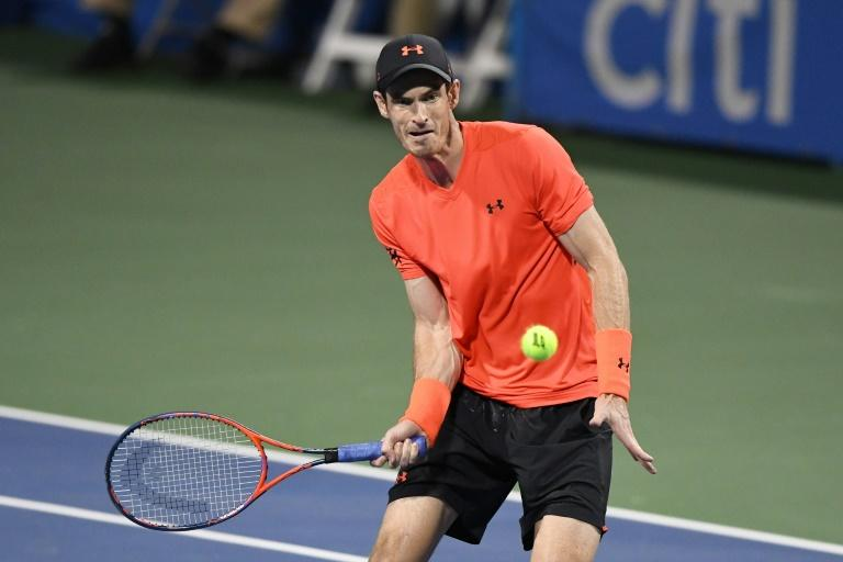 Murray withdraws from Citi Open QF; will miss Toronto, too