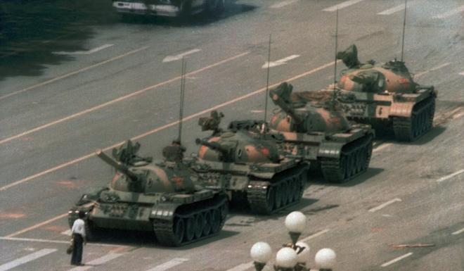 The Tiananmen Square crackdown in 1989 caused great concern in Hong Kong. Photo: AP