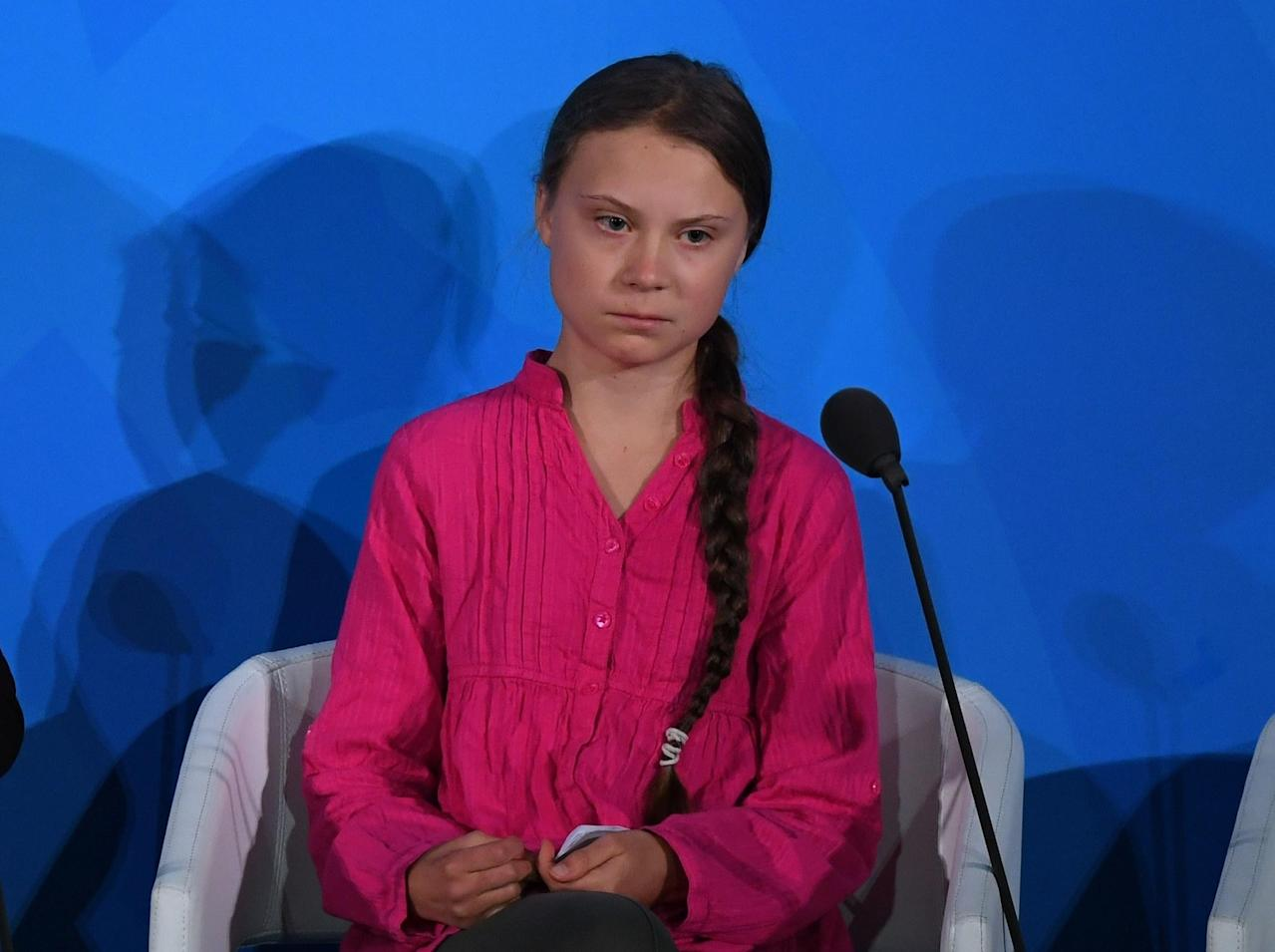 Greta Thunberg's UN Speech Is Bringing Out the Worst in ...