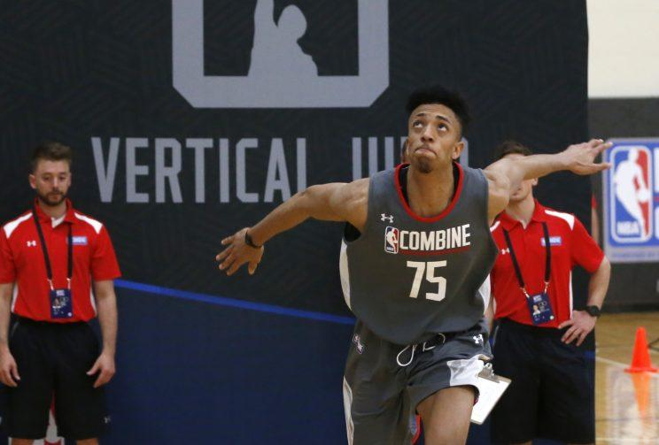 Agent says first-round NBA Draft prospect Jonathan Jeanne has Marfan Syndrome