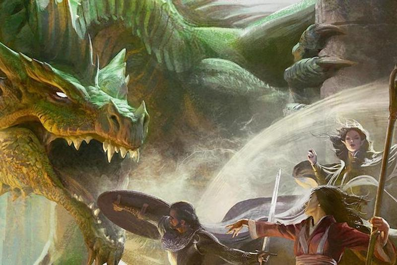 Roll20 adds official 'Dungeons and Dragons' fifth-edition