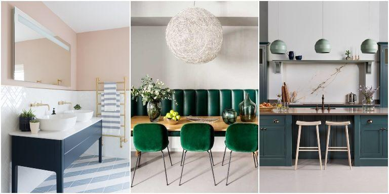 "<p><strong>The UK's dream home designs have been revealed in the annual Best of Houzz awards 2020. From a scene-stealing entrance hall to a sumptuously dark living room, these designs are sure to inspire your own decorating choices at home. </strong></p><p>'This year's Best of Houzz awards go to an incredibly talented and service-oriented group of home renovation and design professionals, and we're proud to highlight the winners on the Houzz website and app,' says Ines Cid, Managing Director for Houzz UK. 'This award is particularly meaningful, as it reflects the sentiments of the millions of homeowners in the Houzz community who are hiring home professionals for their projects across the UK and around the world.'</p><p><a href=""https://www.houzz.co.uk/best-of-houzz-2020"" target=""_blank"">Best of Houzz</a> is awarded annually in three categories: Design, Customer Service and Photography. The Design awards honour professionals whose work was the most popular among the Houzz community, and badges are awarded to the winning architecture and interior design photographers. </p><p>Take a look at some of the winning styles below...</p>"
