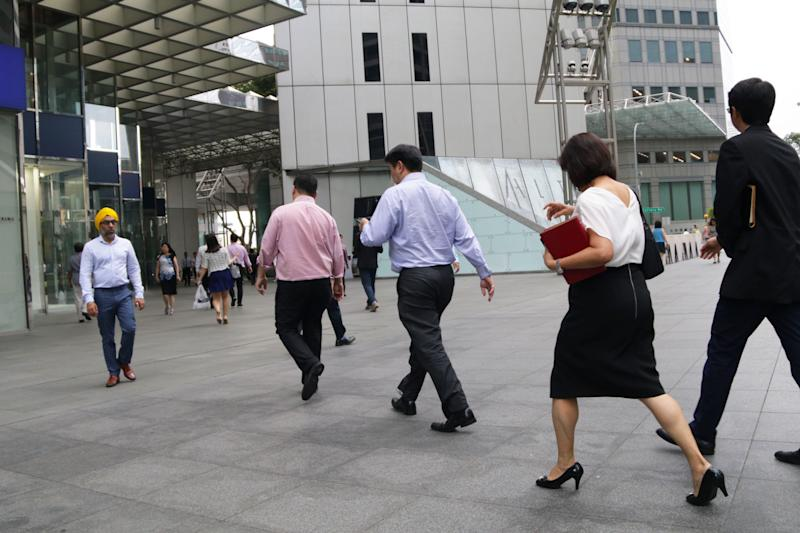 Increase in employment rate led by those aged 65 and above: MOM