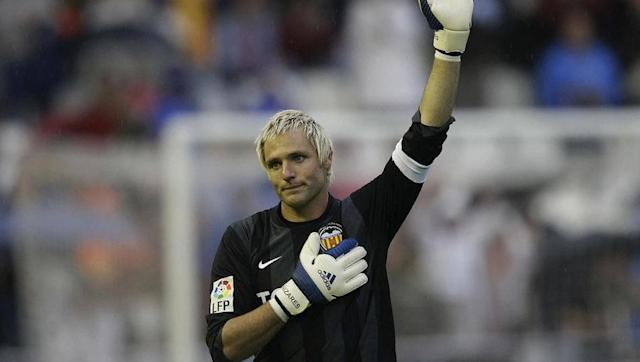 <p><strong>Injury: Severed Tendon</strong></p> <br><p>The former Valencia number one suffered one of the most untimely - and ridiculous- injuries of all time. </p> <br><p>Canizares had battled hard with Andoni Zubizarreta to win the chance to be Spain's number one at the 2002 World Cup, only to drop an aftershave bottle on his foot in the build up to the tournament. </p> <br><p>The keeper consequently severed the tendon in his toe and missed the event, and after the emergence of Iker Casillas, Canizares rarely featured again. </p>