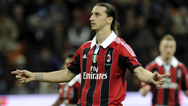 Zlatan Ibrahimovic could be set for a move to Milan after indicating he will make a Serie A return.