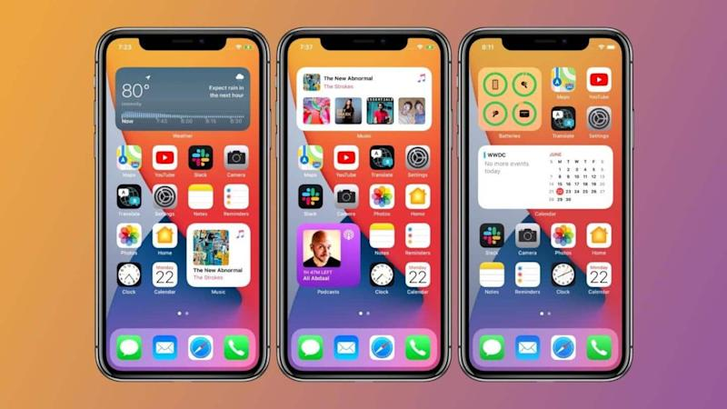 NewsBytes Briefing: Apple releases iOS 14, iPadOS 14, and more