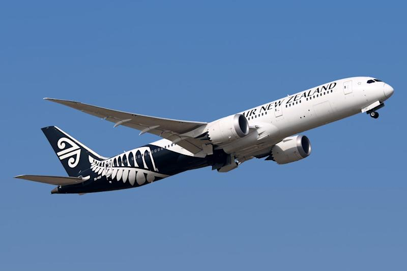 Air New Zealand apologised for the rocky journey: Getty Images