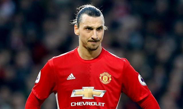 "<span class=""element-image__caption"">Zlatan Ibrahimovic will be 36 later this year - will he be able to recover from a serious injury at that age? </span> <span class=""element-image__credit"">Photograph: Martin Rickett/PA</span>"