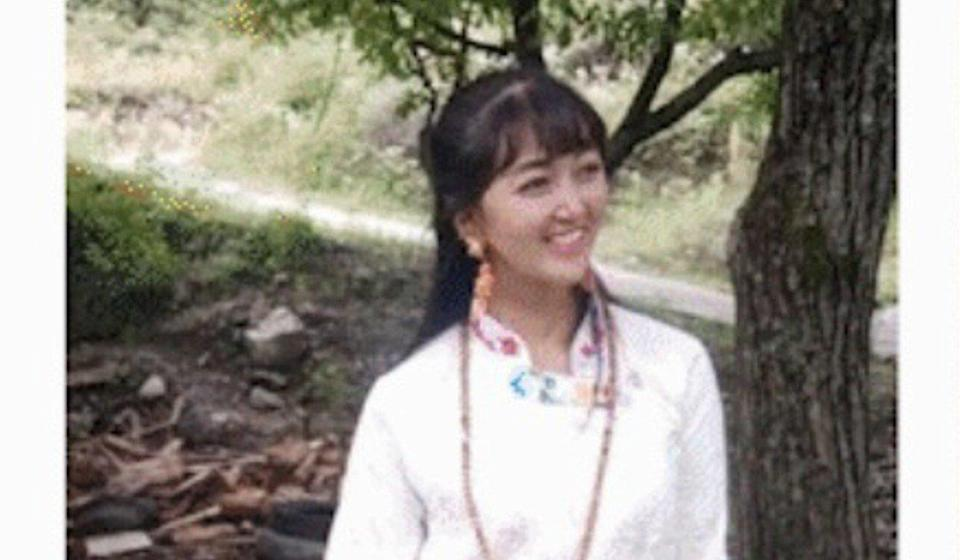 Lhamo's murder, allegedly at the hands of her husband, triggered widespread anger online. Photo: Douyin