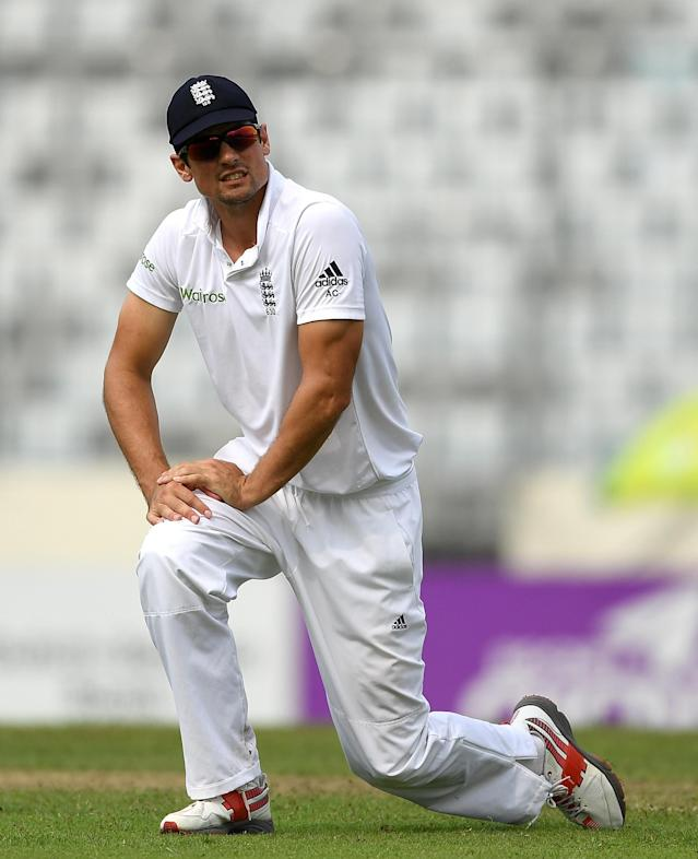 <p>After series defeats in Bangladesh and India, Cook resigned as England captain in early 2017. He captained 59 games, the most of any England captain, leading his team to famous victories in India and South Africa. Joe Root took over. (Getty Images) </p>