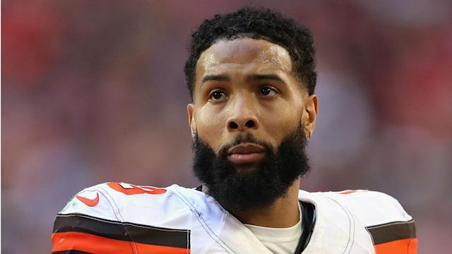 An arrest warrant has been issued for Odell Beckham Jr., who appeared to slap a security officer's buttocks after LSU's win over Clemson.