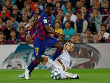 LaLiga: Barcelona's Ousmane Dembele banned for two matches for 'attitude of contempt', will miss match against Real Madrid